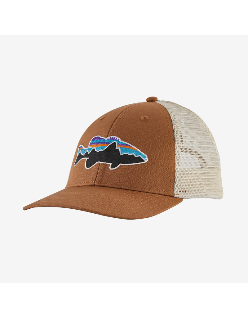 Patagonia Fitz Roy Smallmouth LoPro Trucker Hat