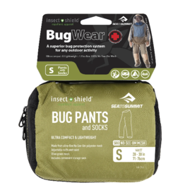 Sea to Summit Bug Pants & Socks w/ Insect Shield