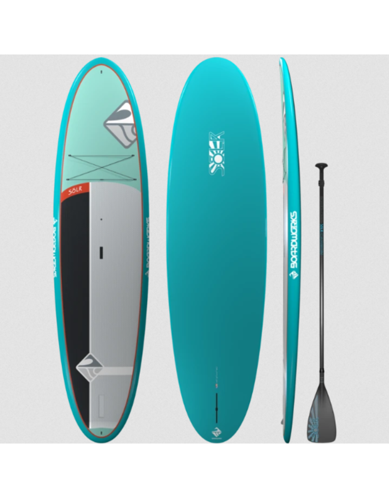 Boardworks Surf 10'6 Solr Inflatable SUP (Package) - 2020