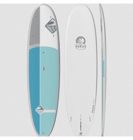 Boardworks Surf Rukus 10'6 SUP Light Blue/Grey/White - 2020