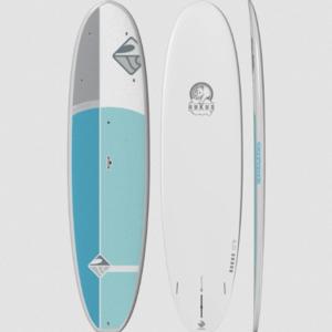 Boardworks Surf Rukus 11'6 SUP Light Blue/Grey/White - 2020