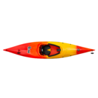Perception Kayaks Prodigy XS Kid's Recreational Kayak - 2020 - Sunset