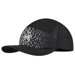 Buff Run Cap Reflective Natron