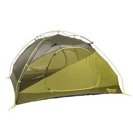 Marmot Tungsten 4 Person Tent - Green Shadow/Moss