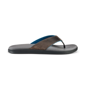 Olukai Men's Alania Leather Sandal