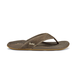 Olukai Men's Nui Leather Sandal
