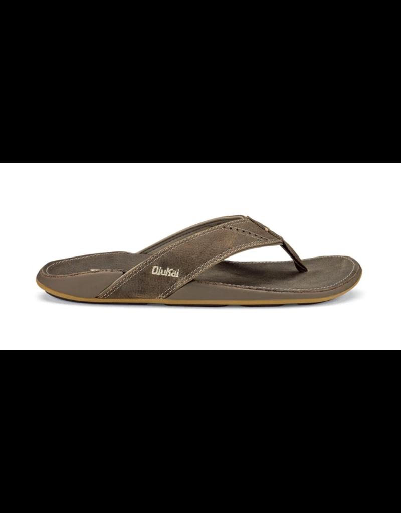 Olukai Men's Nui Leather Sandal