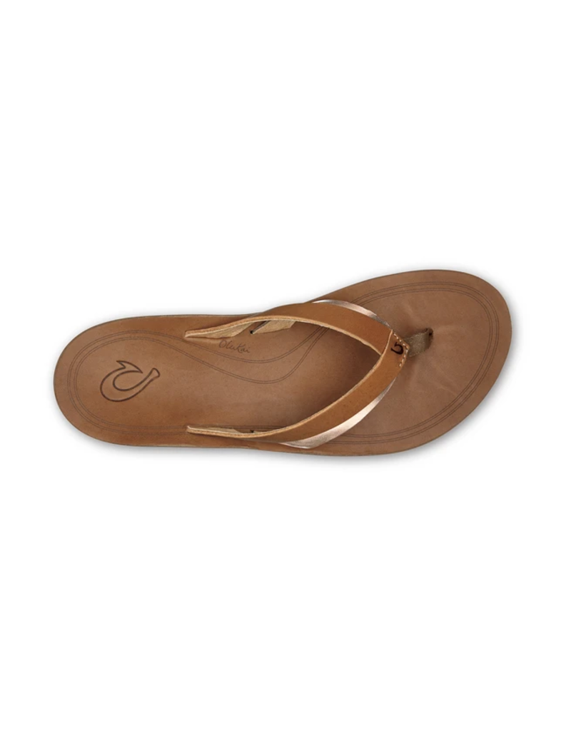 Olukai Women's KaeKae Leather Sandal