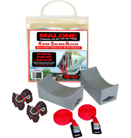 Malone Kayak Stacker Block Kit