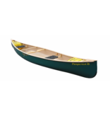 Esquif Prospecteur 16 Tandem Touring Canoe - Green - Blem - 2020