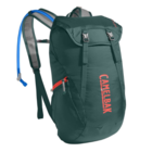 Camelbak Women's Arete 18L 50oz Hydration Pack Deep Teal/Hot Coral- Closeout