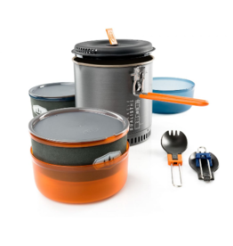 GSI Outdoors Pinnacle Dualist HS Cookset