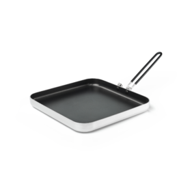 "GSI Outdoors Bugaboo 10"" Square Fry Pan"