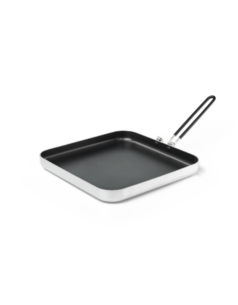 "GSI Outdoors Bugaboo 10"" Square Fry Pan"