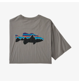 Patagonia Men's Fitz Roy Smallmouth Organic Tee