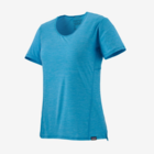 Patagonia Women's Capilene Cool Lightweight Short Sleeve Shirt