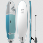 "Boardworks Surf SHUBU Rukus Inflatable SUP Grey/White 11' x 33"""