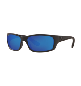 Costa Del Mar Jose Sunglasses 580P - Blackout Frame - Blue Mirror Lens