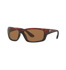 Costa Del Mar Jose Sunglasses 580G - Tortoise Frame - Copper Lens