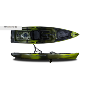Native Watercraft Titan Propel 13.5 Lizard Lick - 2020
