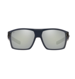 Costa Del Mar Diego Sunglasses 580G Matte Midnight Frame Gray Mirror Lens