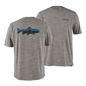 Patagonia Men's Cap Cool Daily Graphic SS Shirt Closeout
