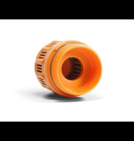 Grayl Ultralight Replacement Purifier Cartridge Orange