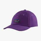 Patagonia Together for the Planet Label - Purple