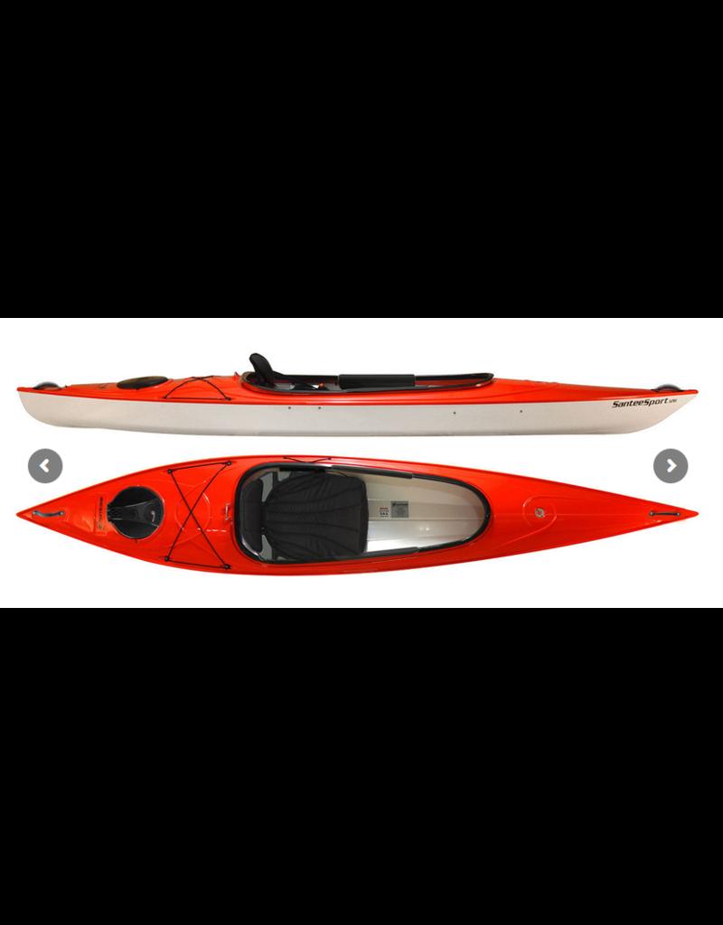 Hurricane Kayaks Santee 126 Sport Lightweight Recreational Kayak - 2020