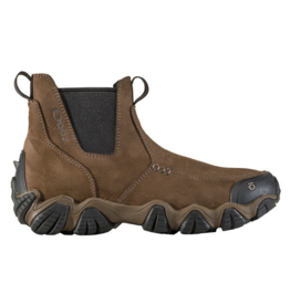 Oboz Men's Livingston Mid Insulated Slip on Boot