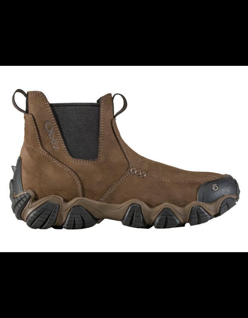 Oboz Men's Livingston Mid Insulated Slip on Boot