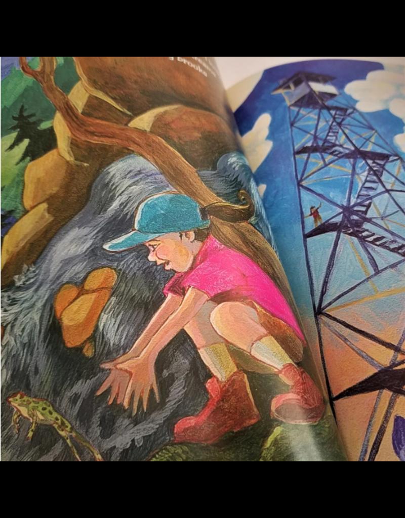 Blue Line Book Exchange My Adirondack Vacations by Rob Igoe Jr