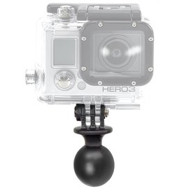 "YakAttack GoPro Camera Ball, 1"", Ram Compatible"