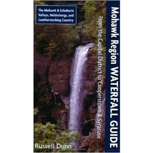 North Country Books Inc. Mohawk Region Waterfalls