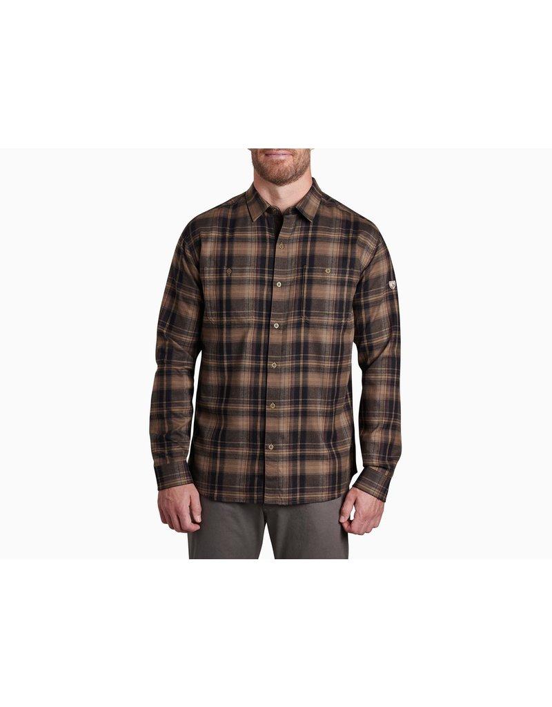 Kuhl Men's Fugitive Flannel Long Sleeve