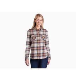 Kuhl Women's Tess Flannel Long Sleeve