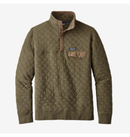 Patagonia Men's Organic Cotton Quilt Snap-T Pullover Closeout