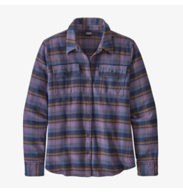 Patagonia Women's Long Sleeve Fjord Flannel