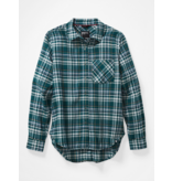 Marmot Women's Maggie Midweight Flannel Long Sleeve