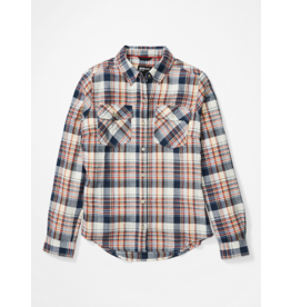 Marmot Women's Bridget Midweight Flannel Long Sleeve
