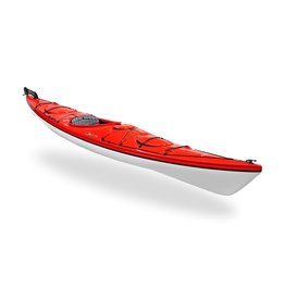 Delta Kayaks Delta 15.5 GT w/rudder - 2020 - Red