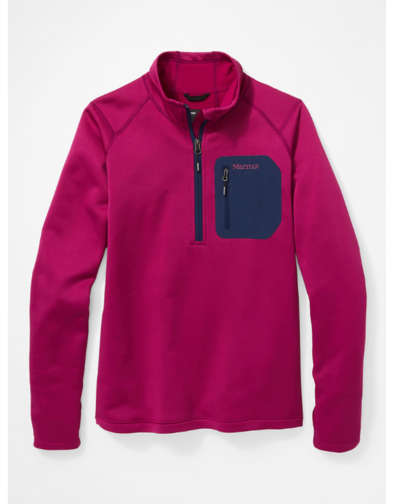 Marmot Women's Olden Polartec 1/2 Zip Fleece Jacket
