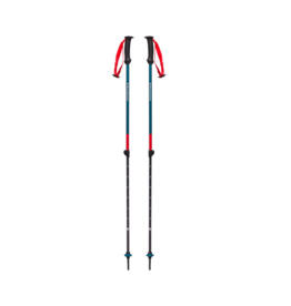 Black Diamond Kid's First Strike Trekking Poles - Fjord Blue