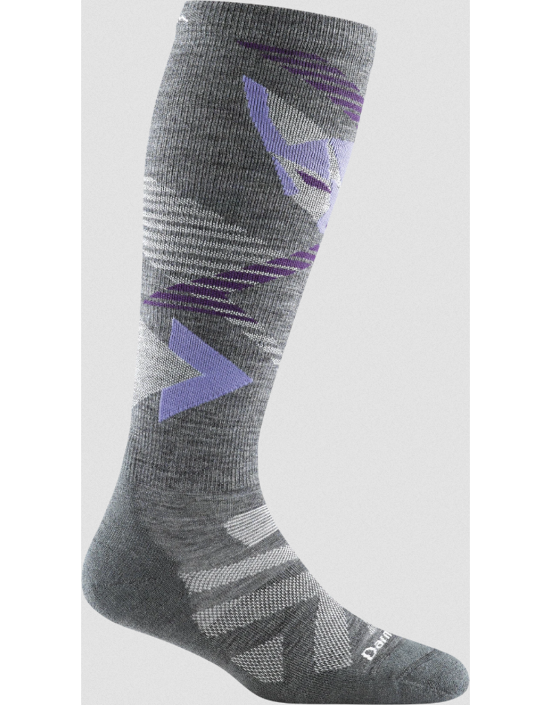 Darn Tough Socks Women's Juniper OTC Midweight Cushion Socks 8012