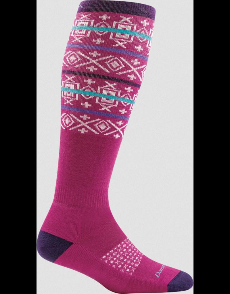 Darn Tough Socks Women's Northstar OTC Midweight Cushion Socks 1898