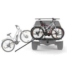 "Yakima OnRamp 2"" - eBike Hitch Mount 2 Bike Rack"