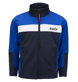 Swix Kid's Steady Softshell XC Ski Jacket