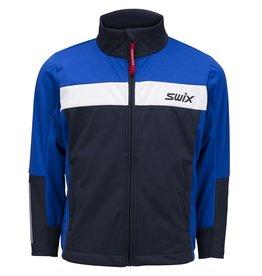 Swix Kid's Steady Softshell XC Ski Jacket