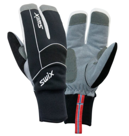 Swix Men's Star XC +2 Split Mitts