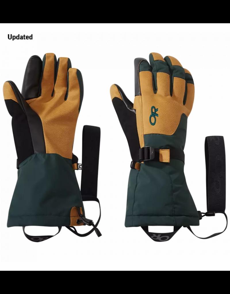 Outdoor Research Men's Revolution Sensor Gloves